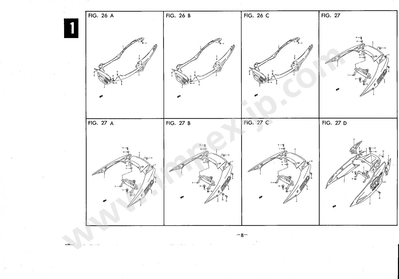 suzuki sepia service manual pdf