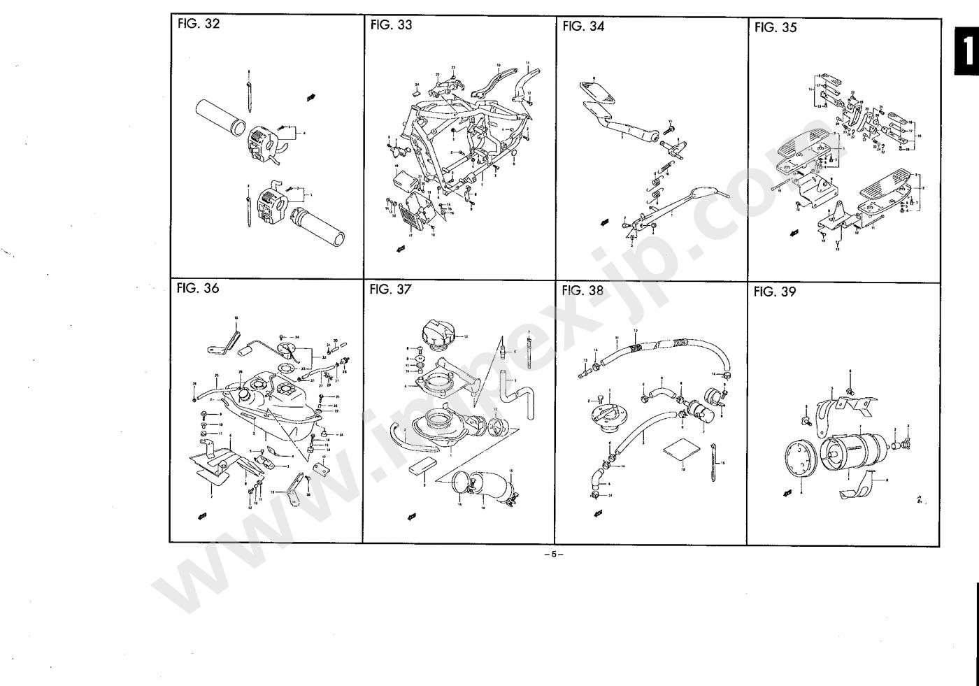 47 Schema Electrique Suzuki Intruder 800